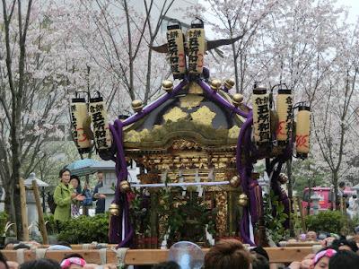 鎌倉まつり行列巡行
