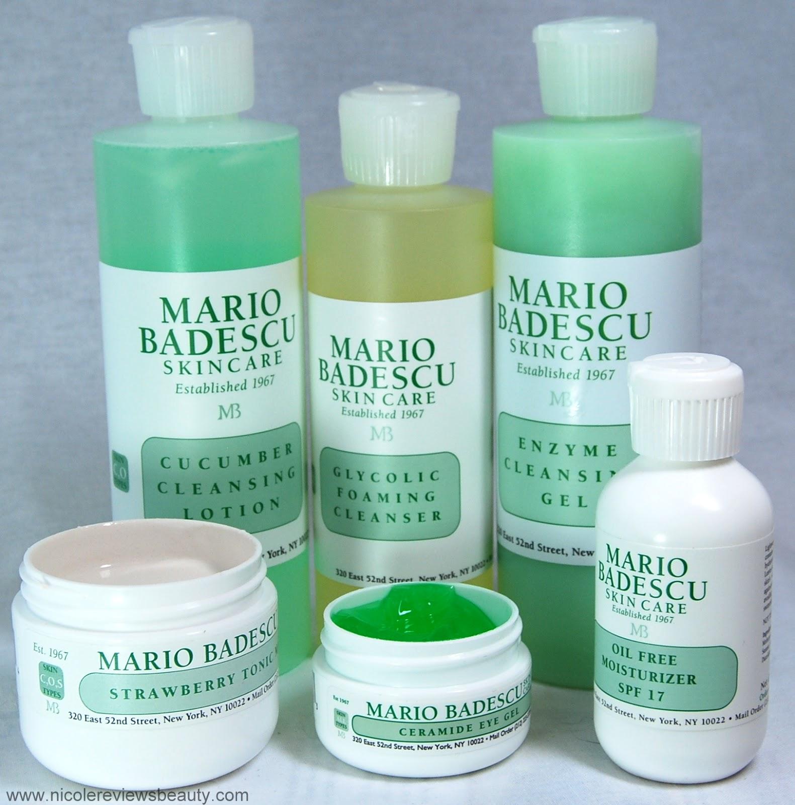 nicole reviews beauty mario badescu skin care review. Black Bedroom Furniture Sets. Home Design Ideas