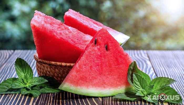 Makanan penambah darah - Semangka, buah penambah darah