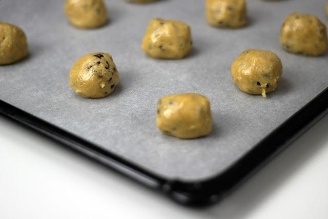 Cookies με Σοκολάτα