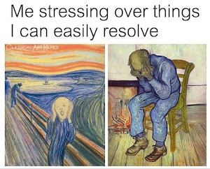 Beautiful Classical Art Memes