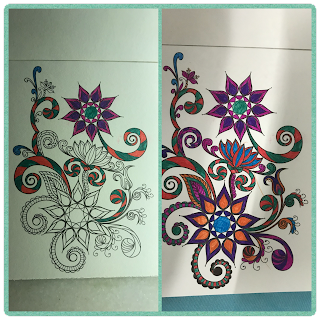 Colouring - A Stress-Buster Therapy