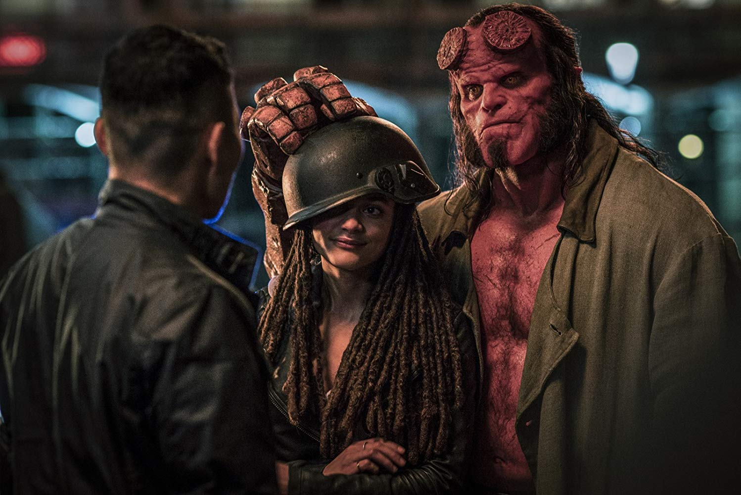 Hot Toys To Do Hellboy Collectible Toys