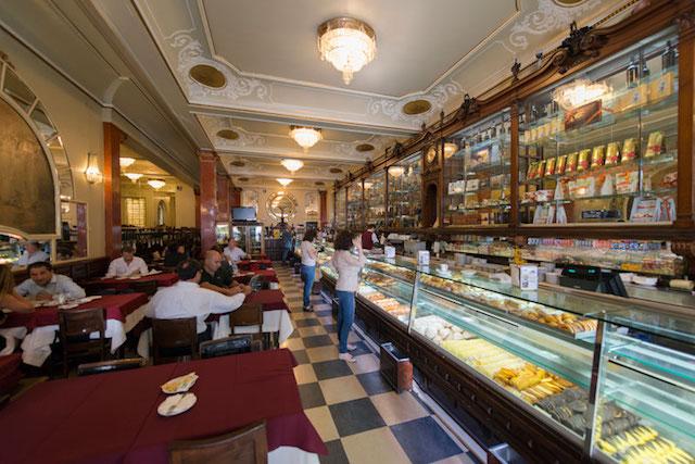 Café Versailles em Lisboa