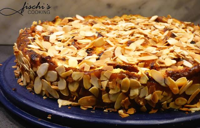 fischicooking, topfen apfelkuchen, dessert