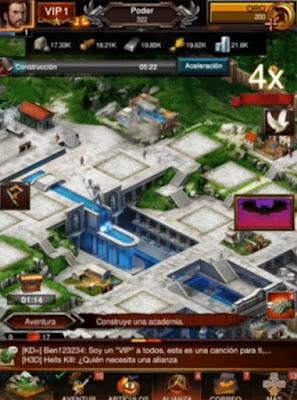 Game android online terbaik terpopuler game of war gratis
