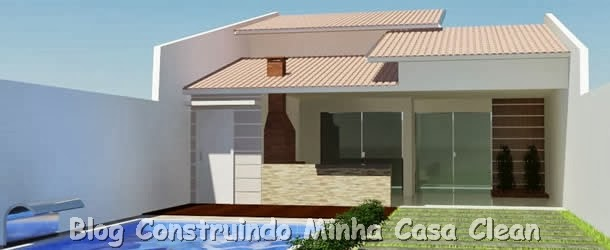 Plantas casas pequenas e modernas for Modelos de casas pequenas modernas