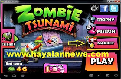 Cara mendapatkan semua telur burung di game zombie tsunami