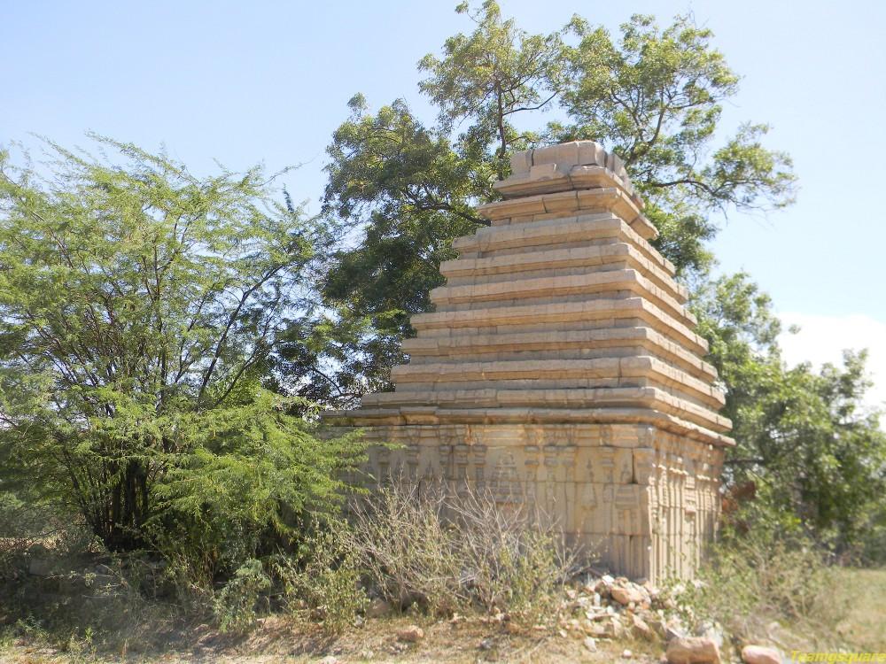 Sri Rachamalleshwara Temple, Kurugodu