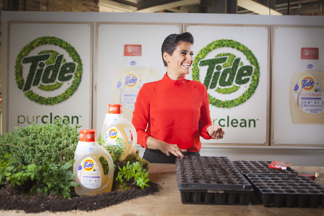 Join Nelly Furtado and Tide purclean in Supporting the #CountForNature Movement