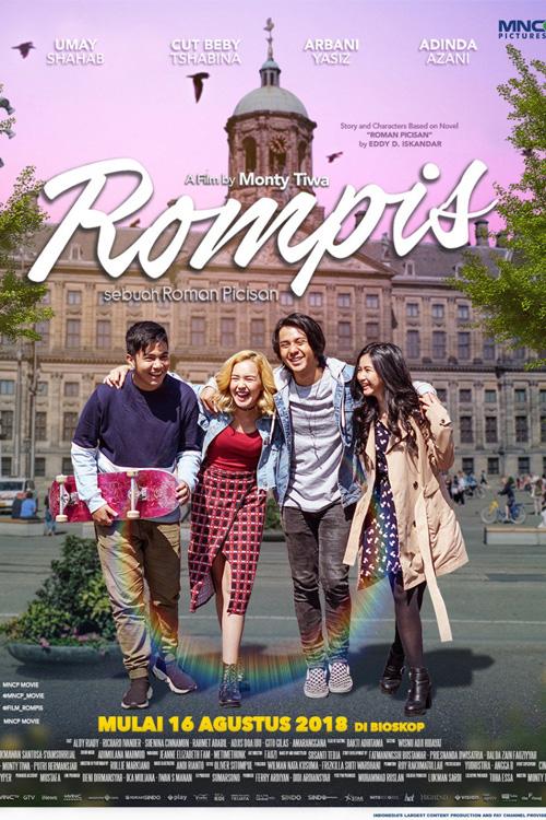 Download Rompis (2018) WEBrip Full Movies