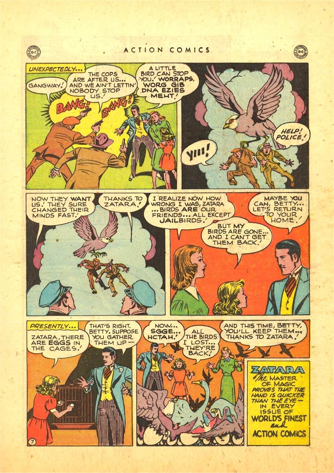 Action Comics (1938) 117 Page 21