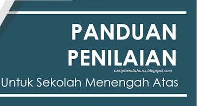 Panduan Penilaian Kurikulum 2013 Satuan Sekolah/Madrasah SMA/MA