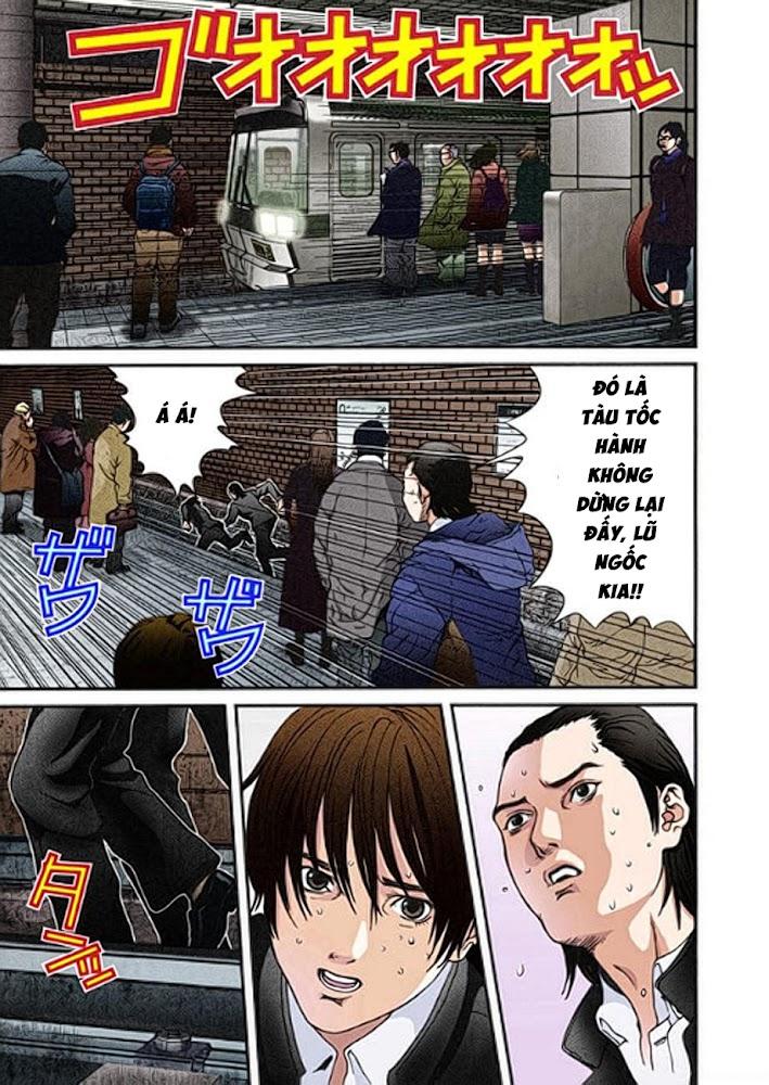 Gantz Chap 01: Tai nạn trang 26