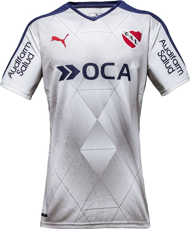 be94a7467b Puma divulga terceira camisa do Independiente - Show de Camisas