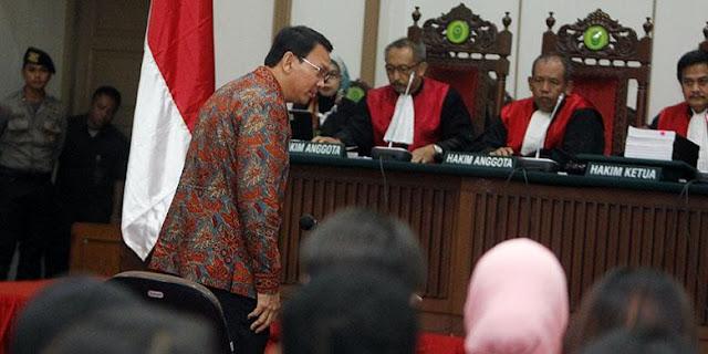 Soal Permintaan Penundaan Sidang Ahok oleh Polisi, Ini Tanggapan Jubir Pengadilan Negeri Jakarta Utara