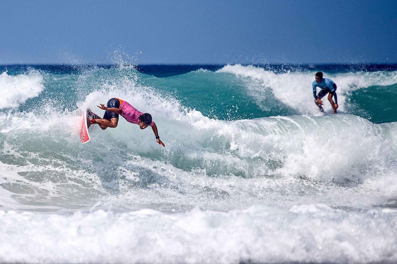 campeonato espana surf liencres
