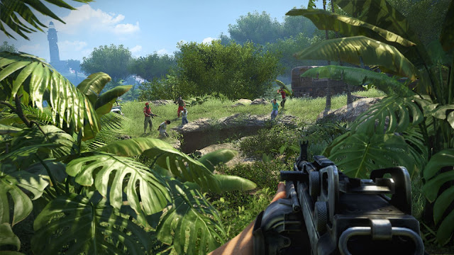 FAR CRY 3 NEW UPDATE 2016
