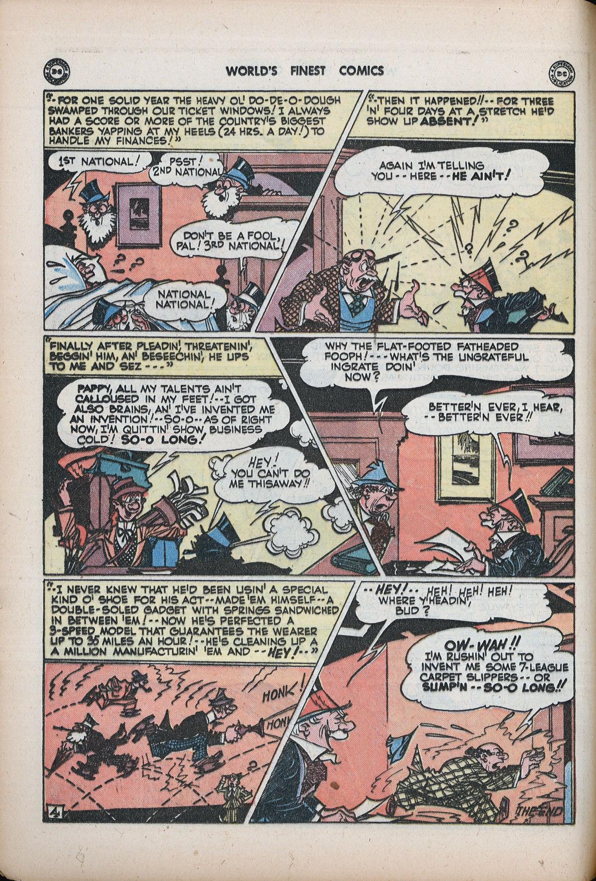 Read online World's Finest Comics comic -  Issue #32 - 58