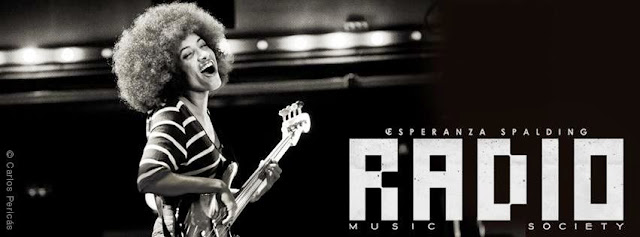 TheQuietStorm.Com presents Esperanza Spalding - photo by Carlos Pericas