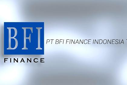 Lowongan Kerja Dumai : PT. BFI Finance Tbk Mei 2017