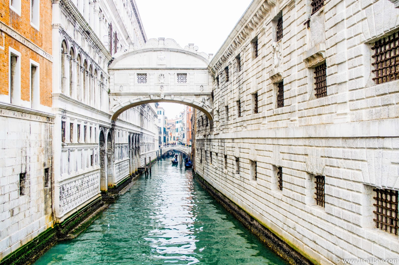 Venice In December | Bridge of sighs | The Best Venice Photography Spots