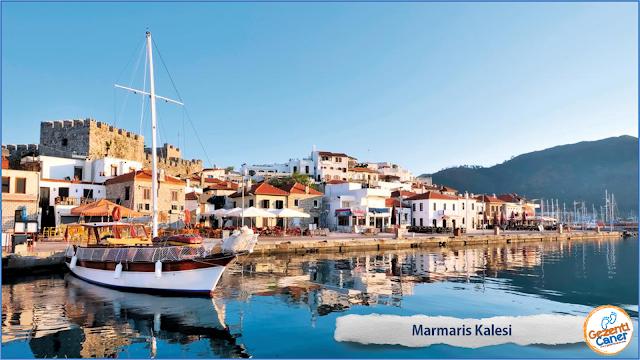 Marmaris-Kalesi-Yat-Limani