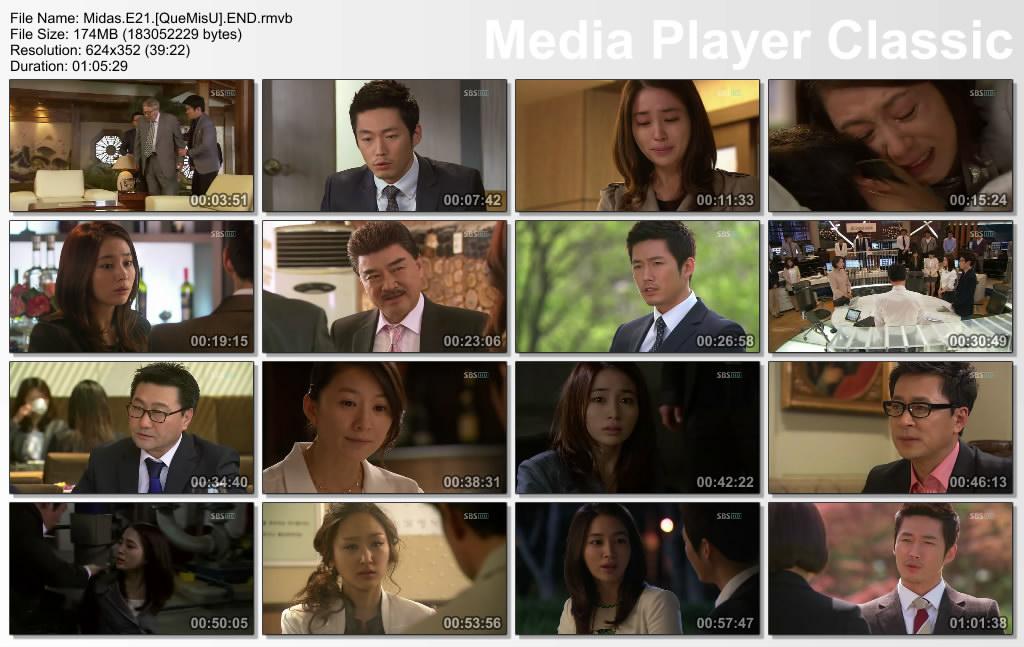 Midas korean drama ep 16 : Saraswatichandra 30 september
