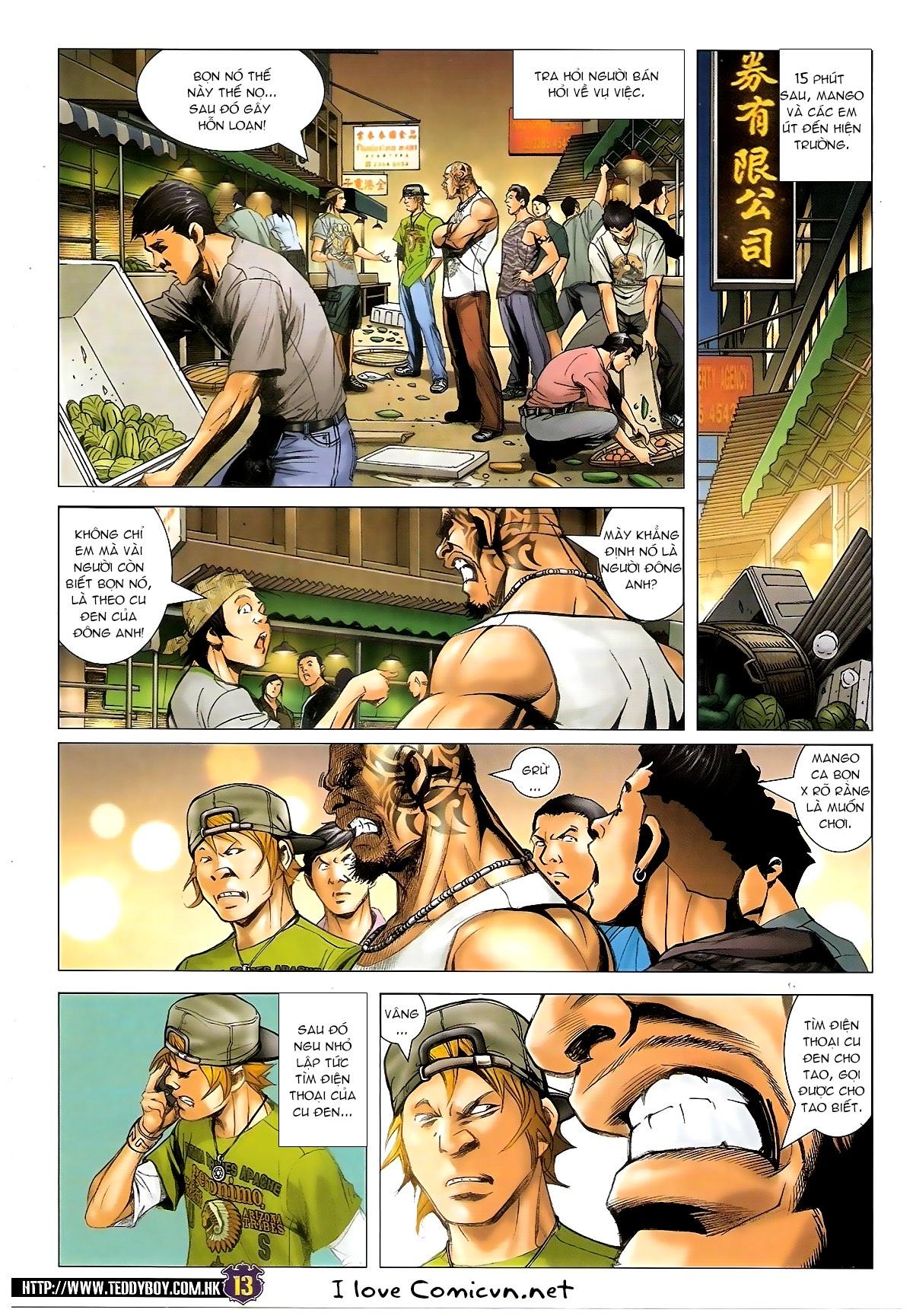 Người Trong Giang Hồ - Chapter 1438: Tứ Đại Quyền Vương - Pic 10