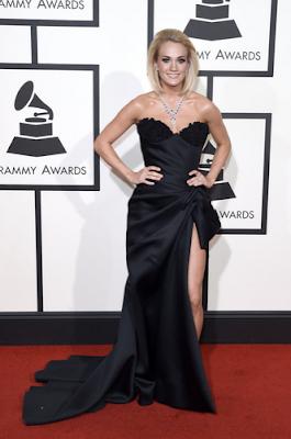 Carrie Underwood Grammys 2016