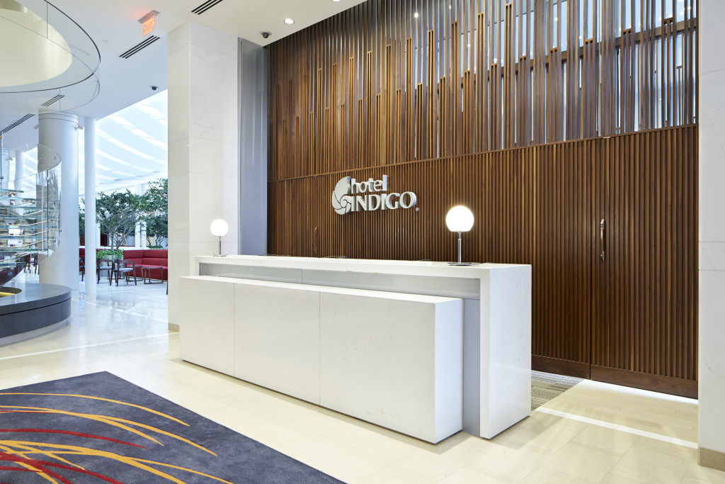 My Review of Hotel Indigo Atlanta Downtown