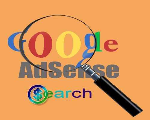 Cara Memasang Adsense untuk Penelusuran pada Blog