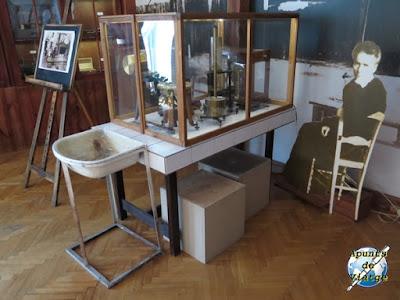 Museo Marie Curie de Varsovia