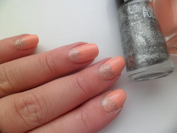 NOTD: Peach Sherbet