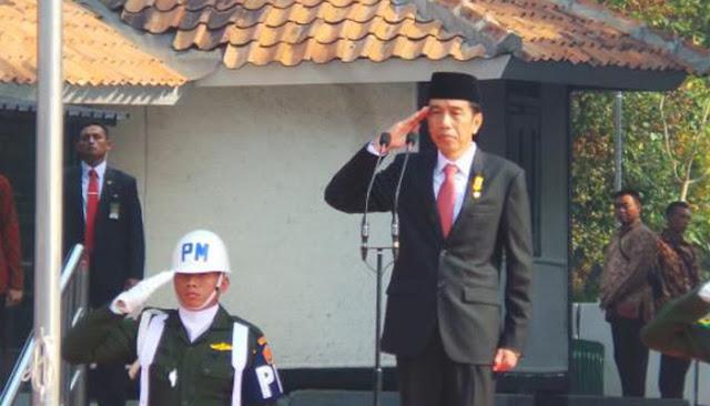 Presiden Jokowi: Komitmen Pemerintah Jelas, PKI Itu Dilarang