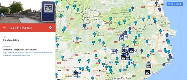 Llocs visitats de Catalunya
