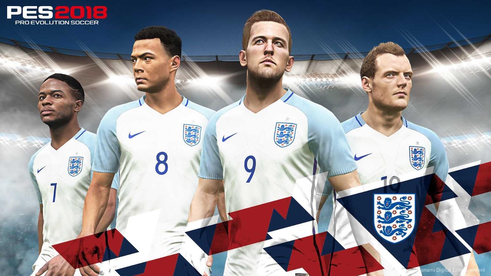 pro evolution soccer 2018 download free full version for pc