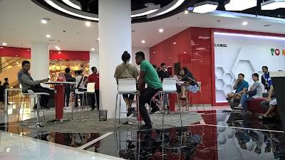 GraPARI Telkomsel Mal Kelapa Gading