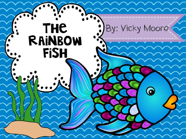 The Rainbow Fish ideas and resources