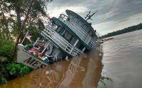 Em 10 anos, Brasil tem quase 1,3 mil mortes em acidentes de embarcações