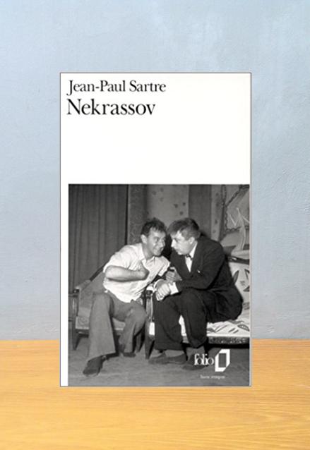 NEKRASSOV, Jean-Paul Sartre