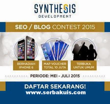 Synthesis Development SEO / Blog Contest 2015