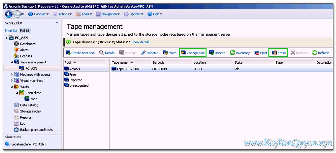 Download Acronis Backup Advanced 11.7.50230 + Bootable ISO Full, Phần mềm sao lưu và phục hồi dữ liệu cho doanh nghiệp.