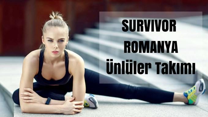 Romanya Survivor 2018 Ünlüler Takımı