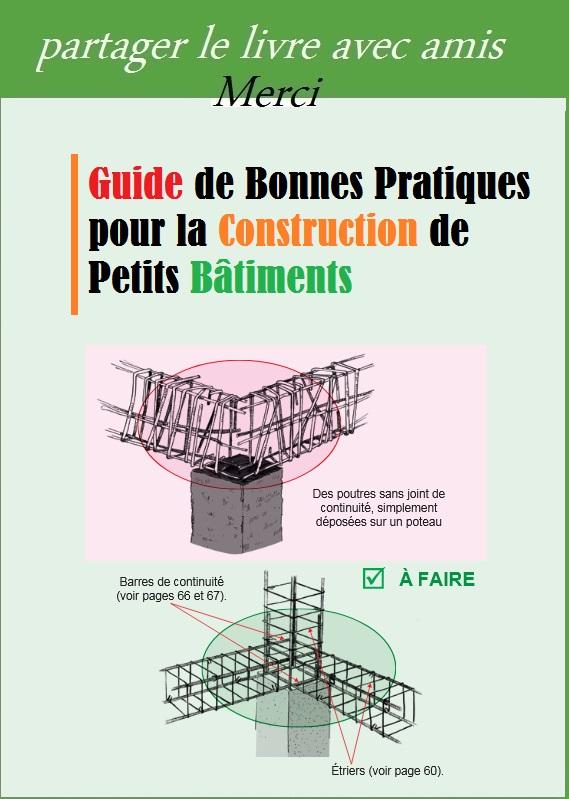 guide de bonnes pratiques pour la construction de petits b timents pdf book batiment