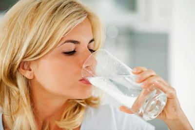 program diet dengan minum air putih