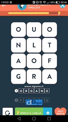 WordBrain 2 soluzioni: Categoria Strumenti (3X4) Livello 5