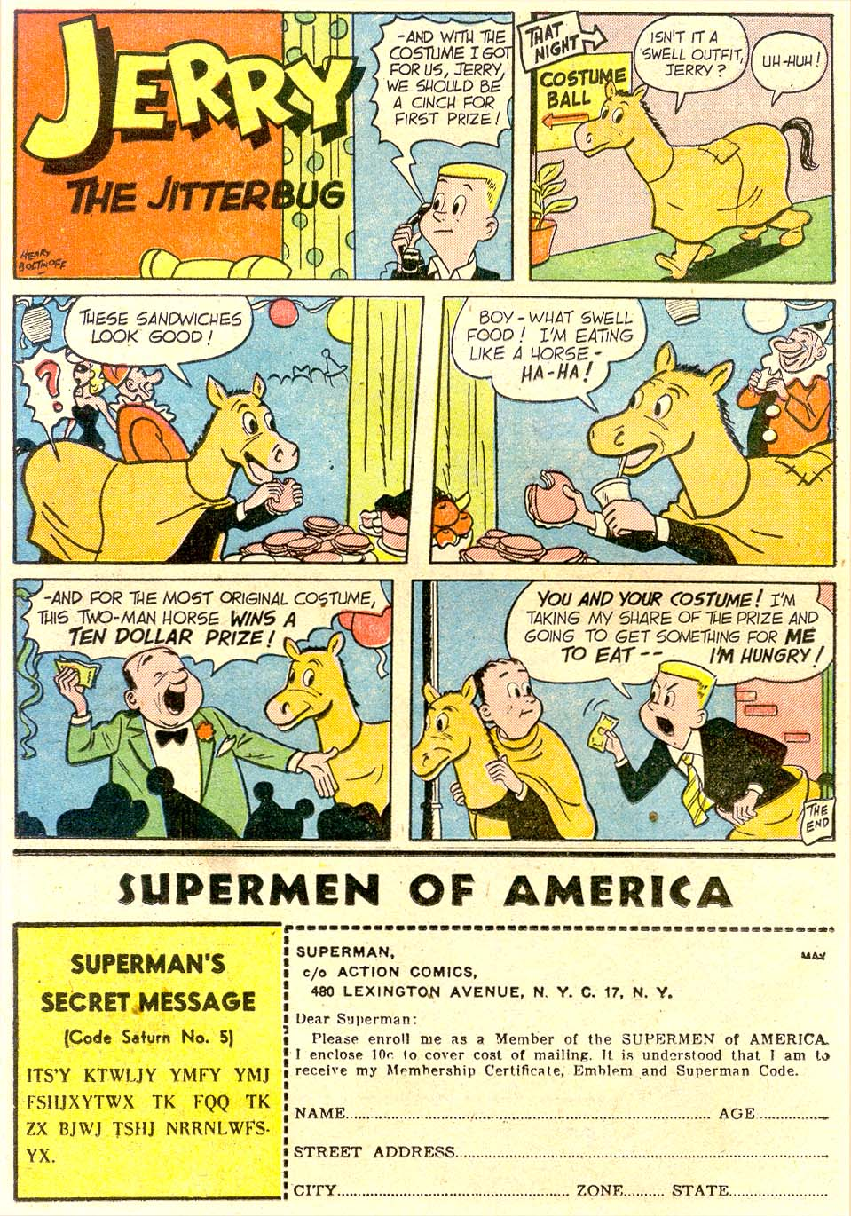 Action Comics (1938) 144 Page 25