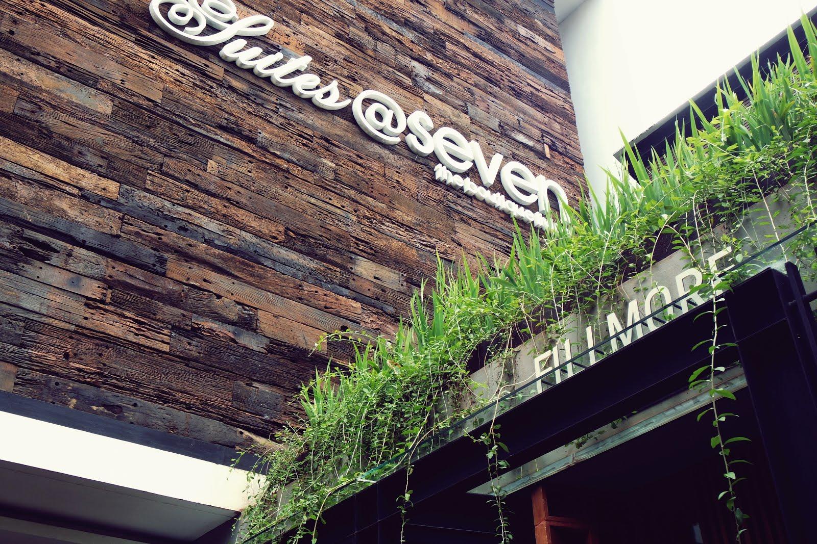 Fillmore Coffee : Seperti di Dunia Lain - Suites@Seven