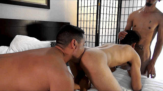 straightmenxxx - THE DREAM TEAM: DOUBLE PENETRATION